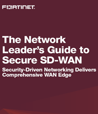 Network Leader's Guide to Secure SD-WAN