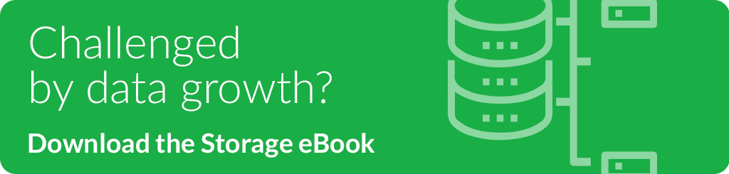 Challenged by data Growth? Download the Sentia eBook