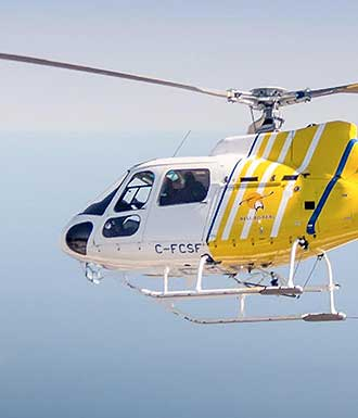 Private Cloud for Leading Canadian Helicopter Company