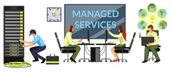 The Economic Upshot of Managed Services